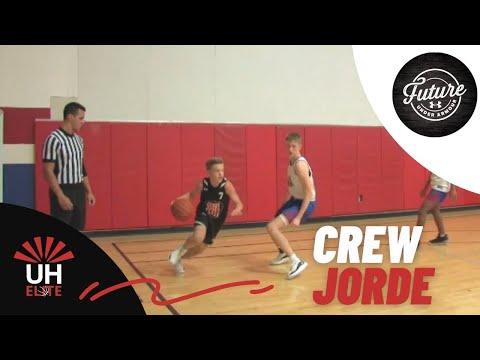 Crew Jorde 7th UA Future - UH Elite