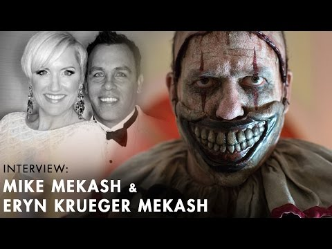 American Horror Story Make-up Artist Interview - LIVE@IMATS 2015
