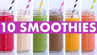 Vegetable Packed Smoothies! Healthy Breakfast Smoothie Recipes - Mind Over Munch!