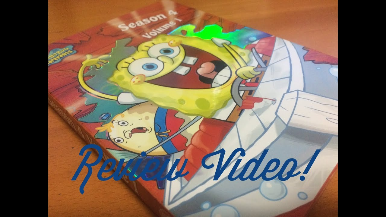 SpongeBob Season 4 Vol...