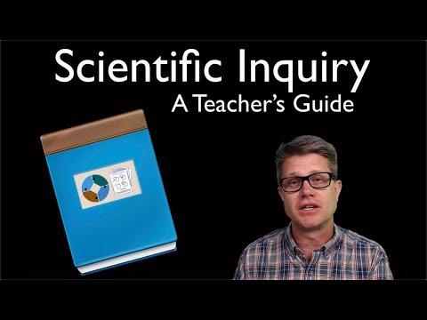 Scientific Inquiry: A Teacher's Guide