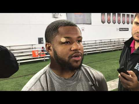 Why Mike Weber came back to Ohio State