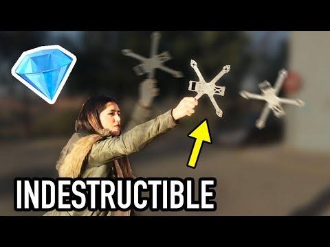 No podrás ROMPER este DRONE de un golpe 😌