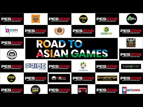 Road to Asian Games PES2018 Malaysian Qualifier