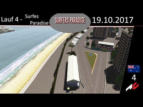 Assetto Corsa F1 Lotus Cup - Lauf 4 Surfes Paradise