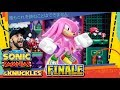 Sonic Mania & Knuckles - Part 4 FINALE w/SUPER KNUCKLES & SECRET ENDING