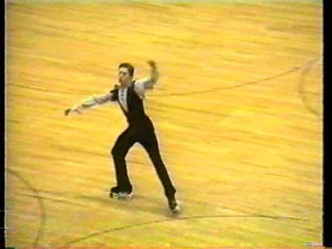 1996 Henry Elliott World Class Mens Singles Long Program - Artistic Roller Skating