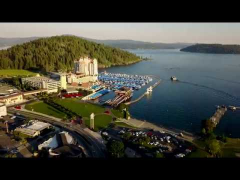 Countless Ways to Play in Coeur d'Alene