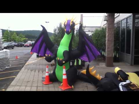 Halloween Dragon Youtube