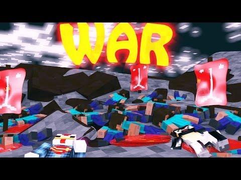 Minecraft   JOE VS CODY - AMERICA VS BRITAIN: WAR!