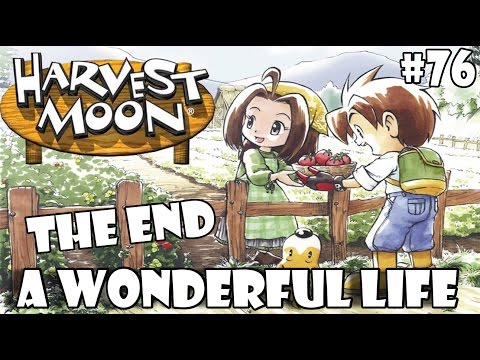 Let's Play: Harvest Moon A Wonderful Life (FINAL)