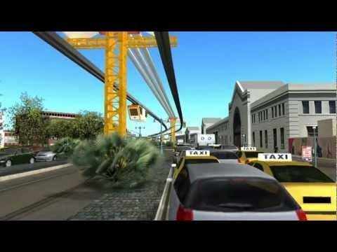 Artificial Intelligent Green High Speed Transportation System