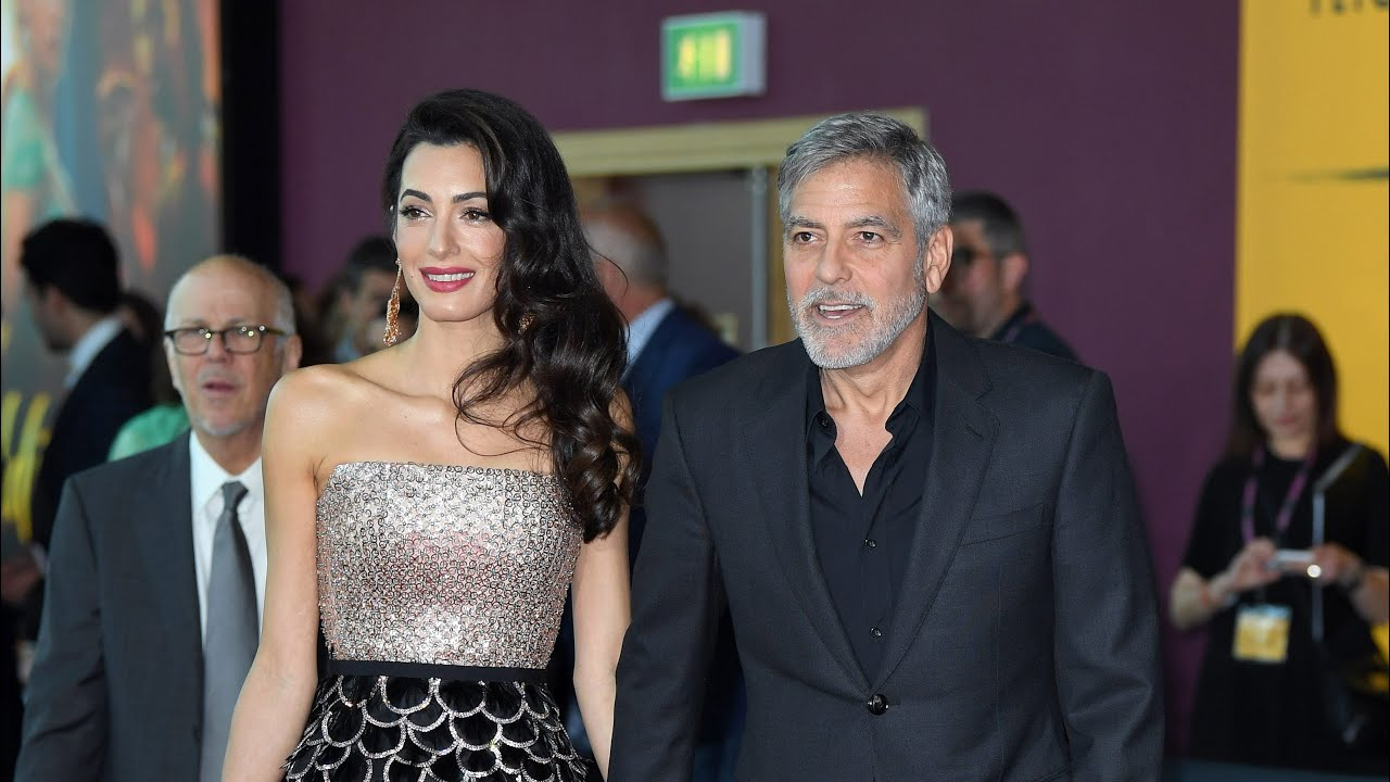 George Clooney proposed to Amal 'out of the blue,' recalls shock of ...