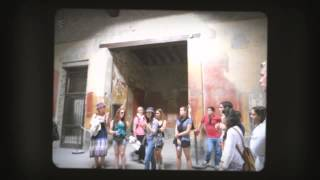 ESN Bologna (Erasmus) - Viaggio a Napoli, Pompei, Vesuvio, Capri e Sorrento Teaser Aprile 2015