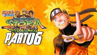 naruto shippuden ultimate ninja storm revolution walkthrough part 6 gameplay xbox 360