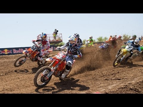 2014 GoPro Hangtown Motocross Classic Race Highlights