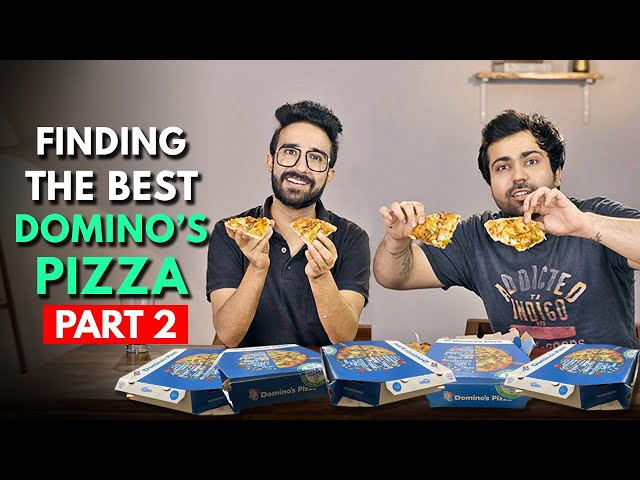 Finding The Best Domino's Pizza | Part 2 | The Urban Guide