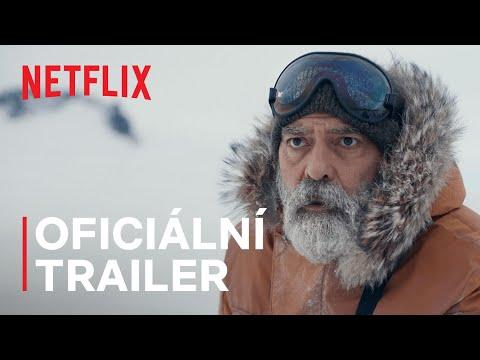 PŮLNOČNÍ NEBE sGeorgem Clooneym | Oficiální trailer | Netflix