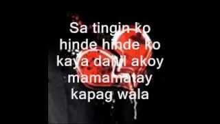 Alaala Na Lang-Hambog Ng Sagpro Krew Lyrics
