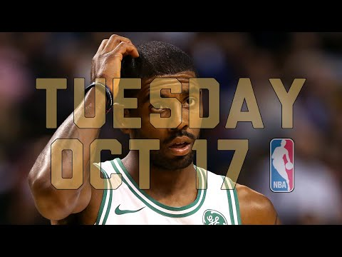 Download Youtube: NBA Daily Show: Oct. 17 - The Starters