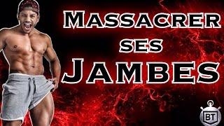 MASSACRER ses JAMBES by Bodytime