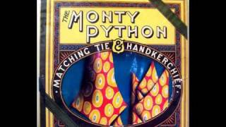 Monty Python - The Background to History (Matching Tie and Handkerchief)