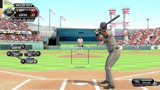 MLB 07: The Show PSP Gameplay HD