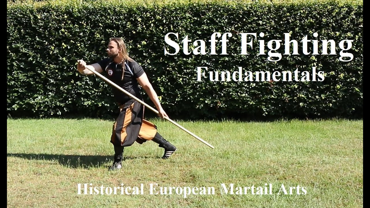 Download Learn the Art of Combat - Staff Fighting Fundamentals