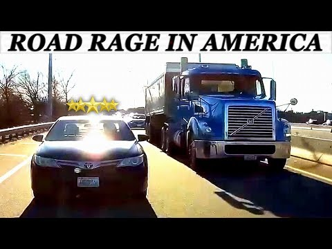 ROAD RAGE IN