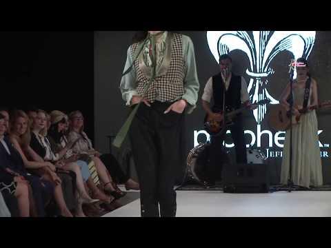 Vancouver Eco Fashion Week  -  Jeff Garner