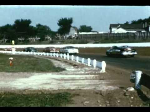 AAA Stock Cars @ Milwaukee Mile, 1953
