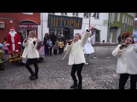 Смотреть клип Рыбинск. Танцуем диско .15 12 2018 онлайн бесплатно в качестве