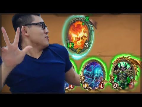 By Tiny Fire be Purged!! This Week's Tavern Brawl