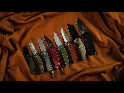 The Best EDC Knives Under $100