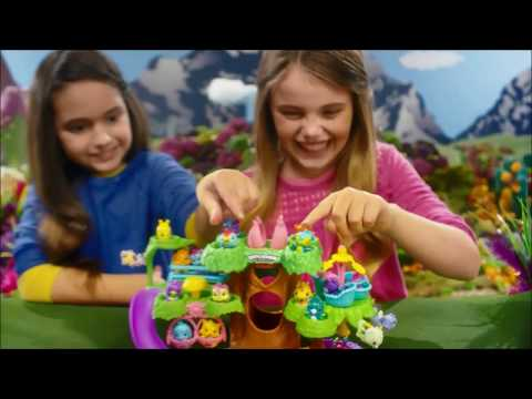 Smyths Toys - Hatchimals Colleggtibles The Hatchery Nursery