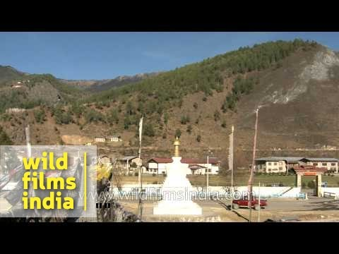 Gongzim Ugyen Dorji Higher Secondary School: Haa Village, Bhutan