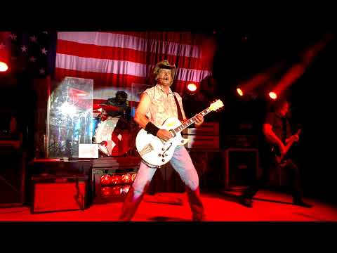 Ted Nugent Great WHite Buffalo July 4th Carson Valley Inn Minden Nv.