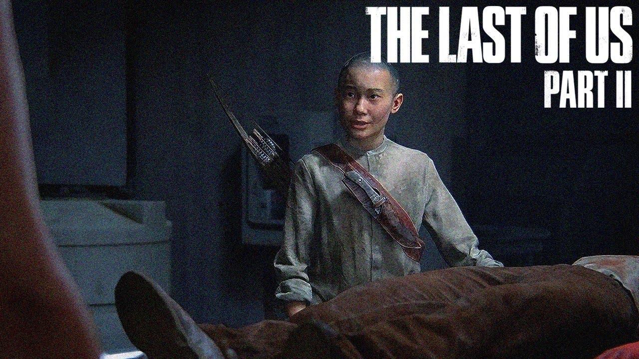 The Last of Us Part II - #12: Lev salvando a call