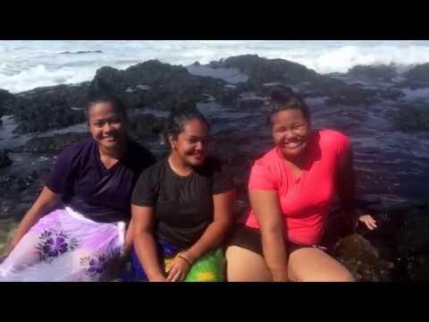Maliu Mai, AS (Beach Day in American Samoa)