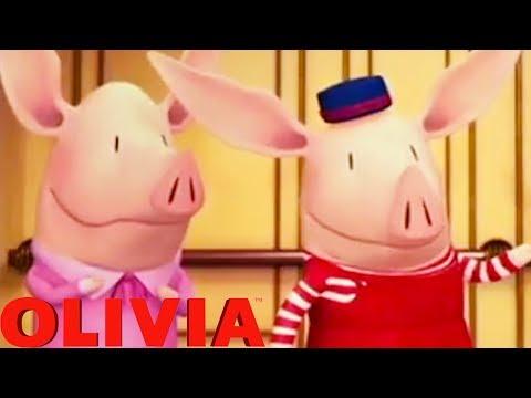 Olivia the Pig | Olivia plays Hotel | Olivia Full Episodes