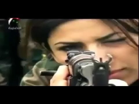 Rare Footages Of The Recently Formed Syrian NDF (National Defence Force)