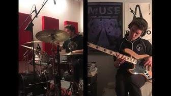 MUSE // HELSINKI JAM (Drum & Bass Cover)