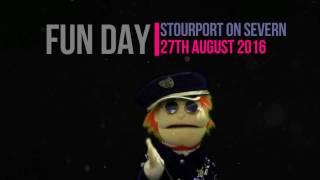 Fun Day - Officer Puppet