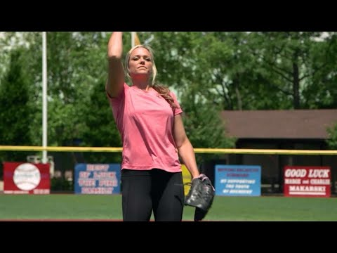 Celebrities, Legends On If They Could Hit Jennie Finch