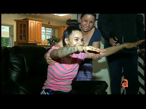 Linda Pérez la joven cubana afectada por cirugía estética recibe agradable sorpresa