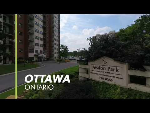 Avalon Park in Ottawa, Ontario