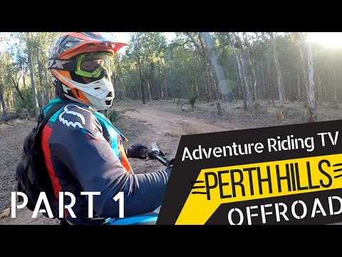 AWESOME ENDURO RIDE | Perth Hills, Western Australia | ADVENTURE RIDING TV