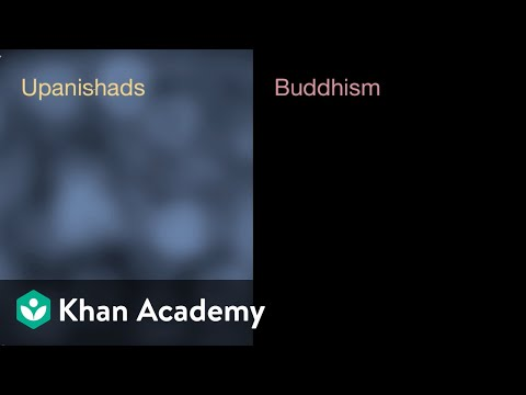 Core spiritual ideas of Buddhism | World History | Khan Academy