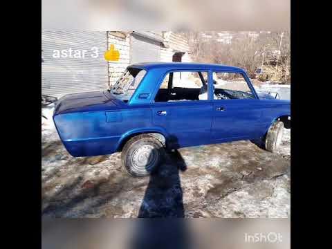 restorasyon araba 27 yıl sonra çok paslı | kurtarma eski araba yıkmak 1993s