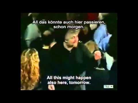 Beppe Grillo erklärt 1998 das Geldsystem - English/ Deutsch